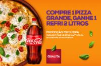 Pizza Grande + Refrigerante 2L